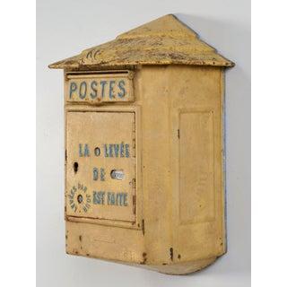 Antique French Delachanal Paris Mailbox Preview