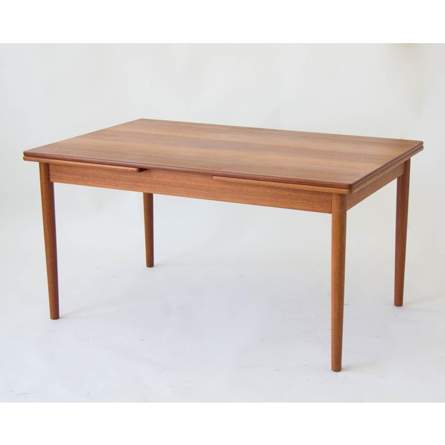 At-316 Draw Leaf Dining Table by Hans Wegner - Image 7 of 10