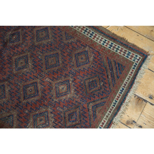 """Textile Antique Belouch Rug - 2'5"""" X 3'9"""" For Sale - Image 7 of 11"""