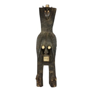 1980s Nigerian Ijo Mask For Sale