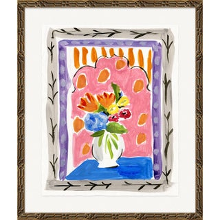 """Fenestre"" By Dana Gibson, Framed Art Print For Sale"