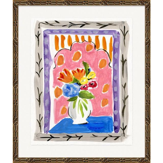 """""""Fenestre"""" By Dana Gibson, Framed Art Print For Sale"""