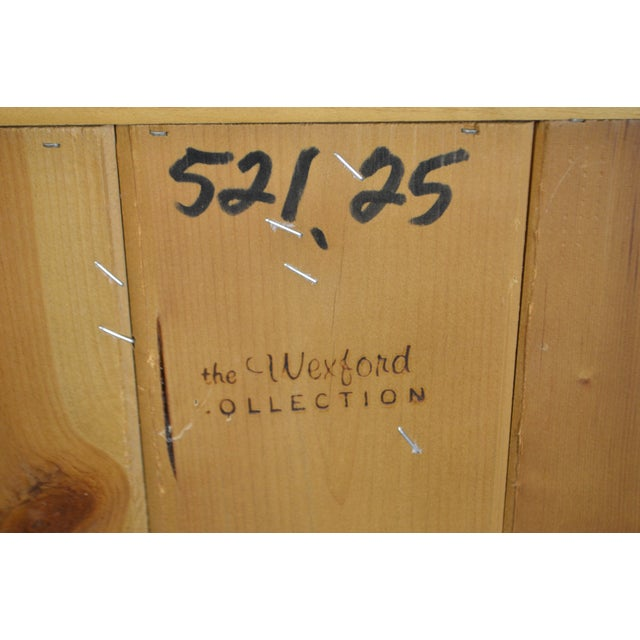 Wexford Collection Country Pine 2 Over 3 Chest of Drawers For Sale - Image 11 of 13