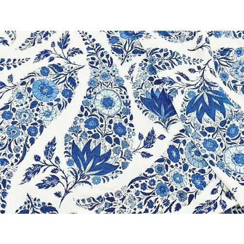 This listing is for a beautiful Raoul Textiles designer fabric. Manufacturer: Raoul Textiles Pattern: Kashmir Style: Print...