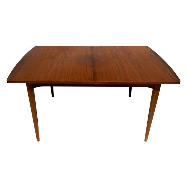 Mid-Century Dining Table by Kipp Stewart For Sale