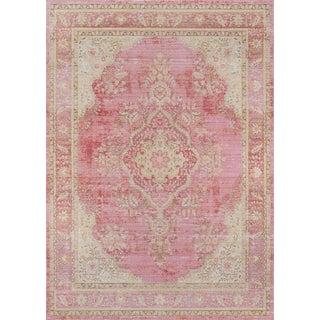 Momeni Isabella Alisha Pink 2' X 3' Area Rug For Sale