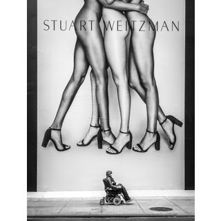 """""""Legs - 5th Ave."""" Contemporary Street Scene Photograph For Sale"""