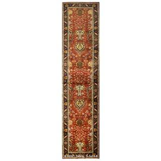 Vintage Persian Tabriz Rug - 3′1″ × 13′9″ For Sale