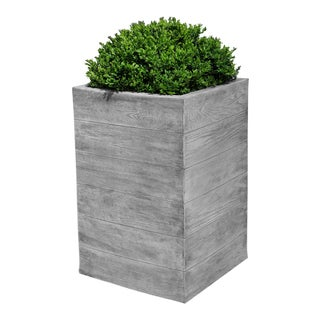Sycamore Tall Square Planter For Sale