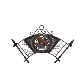 Iron Wall Candle Sconce For Sale
