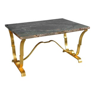 Raymond Subes Console Centre Table For Sale