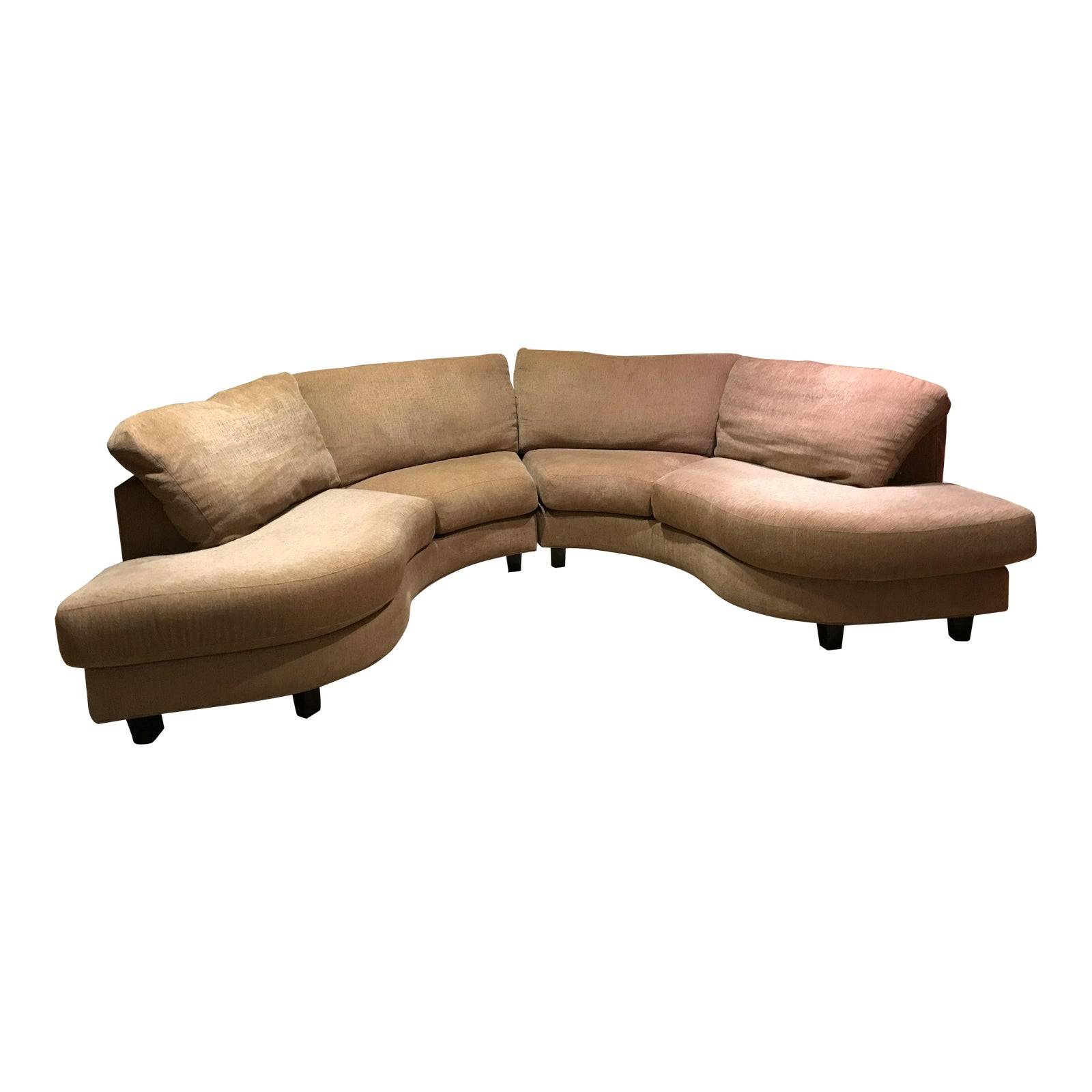 Leather Sofas For Sale In Northern Ireland: Thayer Coggin Sectional Sofa