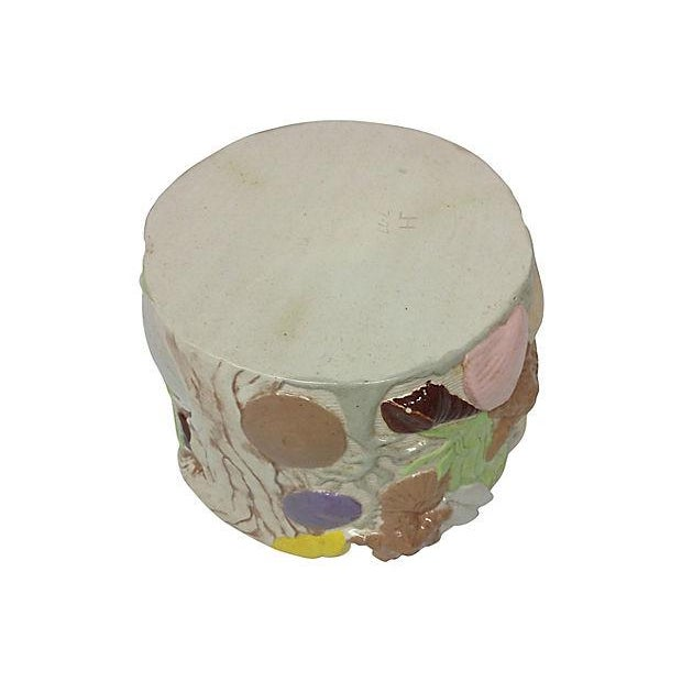"""Under the Sea"" Ceramic Planter For Sale - Image 9 of 10"