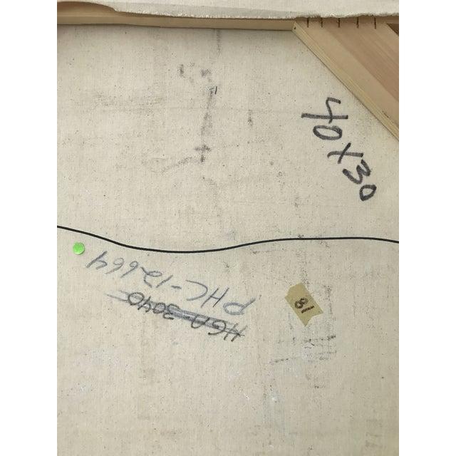 Signed Gino Hollander Original Acrylic Painting - Image 11 of 11