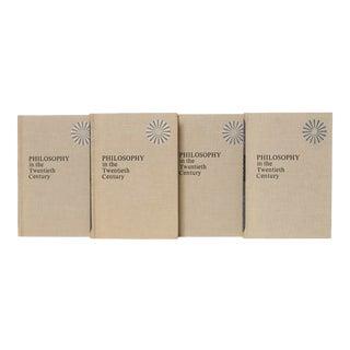 Philosophy in Twentieth Century Gift Set - Set of 4 For Sale