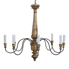Image of Dark Gray Chandeliers