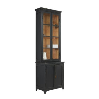 Tall Italian Four Door Cabinet For Sale