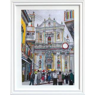 """""""Meridione #12"""" Original Artwork by Fabio Coruzzi For Sale"""