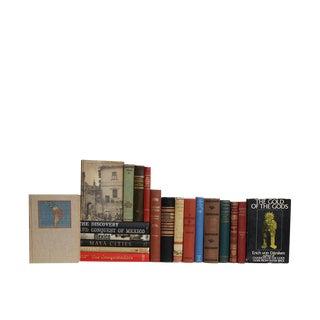 South & Central American Culture/Literature : Set of Twenty Decorative Books