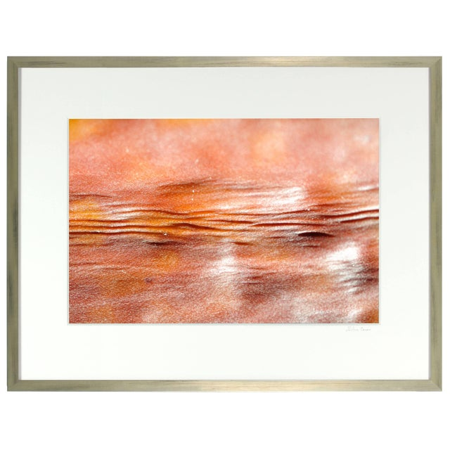 "Gaetan Caron Gaétan Caron ""Impression: Soleil Couchant"" Mendocino Sunset Photograph, 2012 For Sale - Image 4 of 5"