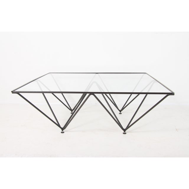 1980s 1980s Paolo Piva Alanda Style Coffee Table For Sale - Image 5 of 11