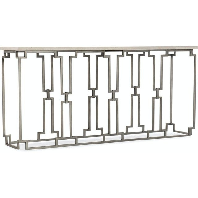 Kenneth Ludwig Chicago Kenneth Ludwig Emmeline Console Table For Sale - Image 4 of 4