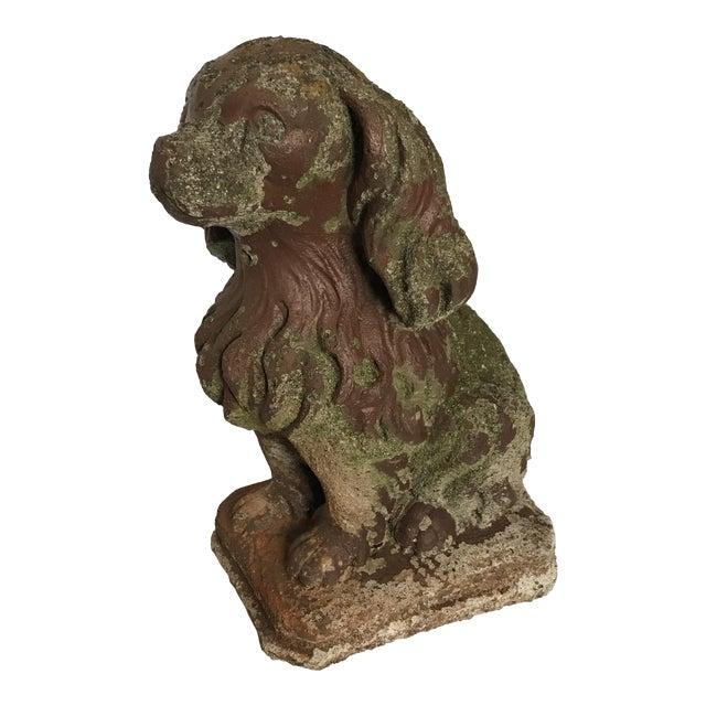 Concrete Dog Statue For Sale