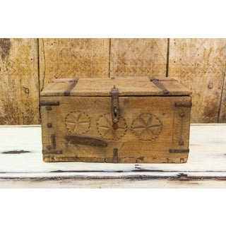 Swat Valley Tribal Kutch Antique Box Preview