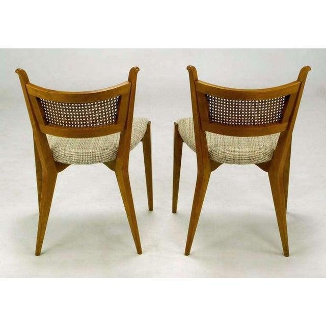 Set Six Edmond Spence Swedish Dining Chairs - Image 6 of 10