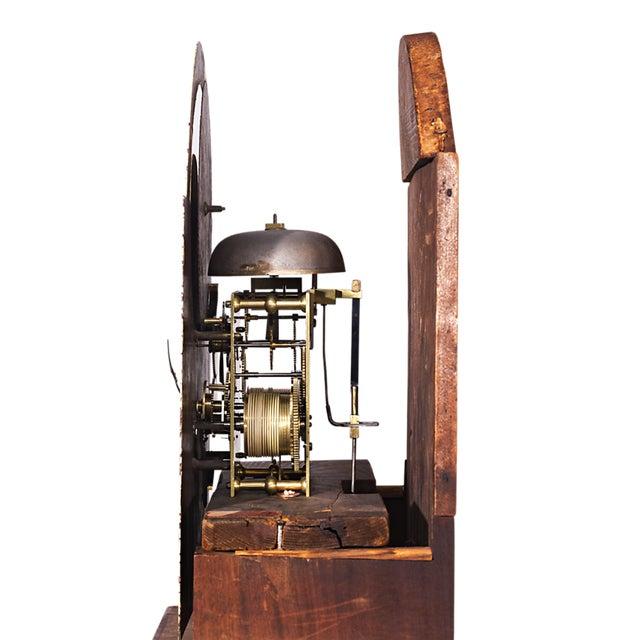 Gold Simon Willard Roxbury Tall Case Clock For Sale - Image 8 of 10
