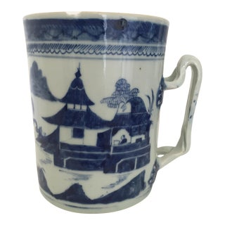 Chinese Export Canton Mug