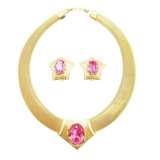 80s Set by Christian Dior For Sale