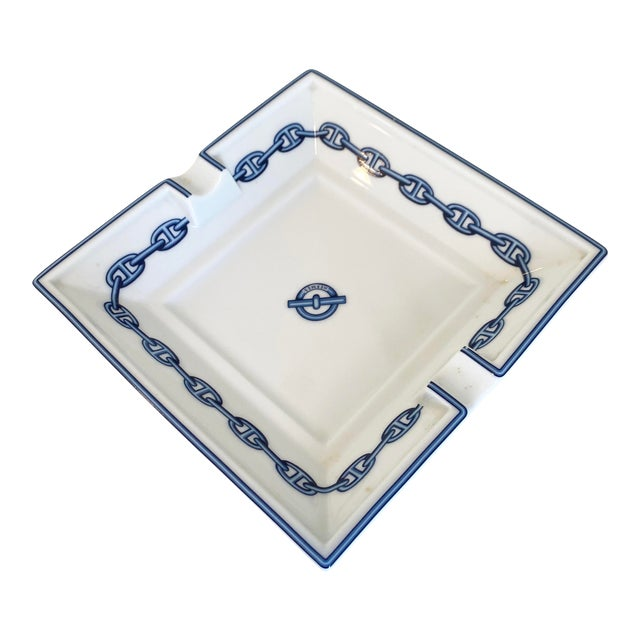 Hermes Chaine D' Ancre Dish For Sale