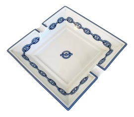 Image of Porcelain Ashtrays and Catchalls