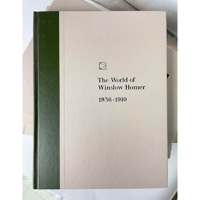 Mid-Century Modern Vintage History of Art Famous Artists Book Collection - Set of 8 For Sale - Image 3 of 13