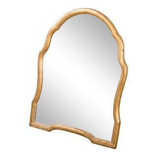 1900s French Free Standing Vanity Table Mirror For Sale