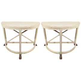 Image of Gustavian (Swedish) Tables