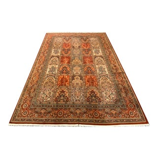 Abc Home Wool + Silk Rug- 7′11″ × 11′8″ For Sale