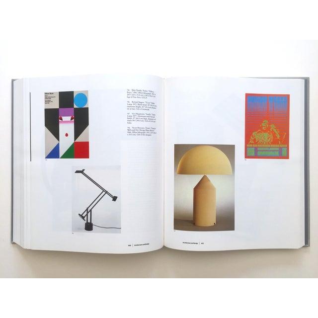 "Teal "" Museum of Modern Art New York "" Vintage 1997 Extra Large Landmark Volume Hardcover Modern Art Book For Sale - Image 8 of 13"