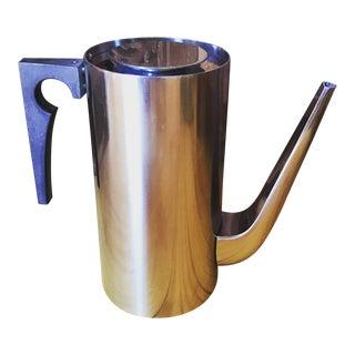 Arne Jacobsen for Stelton Cylinda Line Coffee Pot For Sale