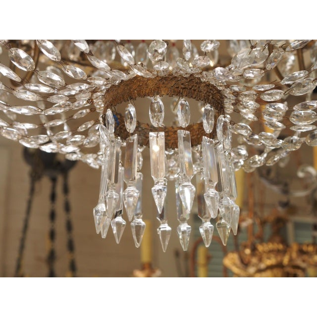 Empire Crystal Chandelier - Image 8 of 9