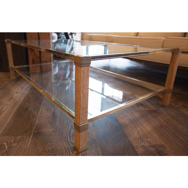 Metal Pierre Vandel Coffee Table For Sale - Image 7 of 7
