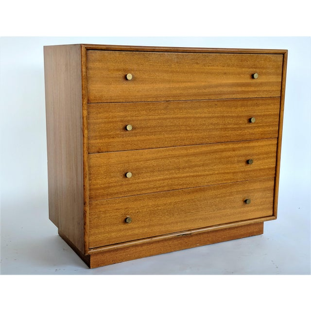 Harvey Probber Mid-Century Modern Dresser Cabinet For Sale - Image 10 of 10