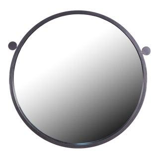 Sarreid Metal Mirror, Small For Sale