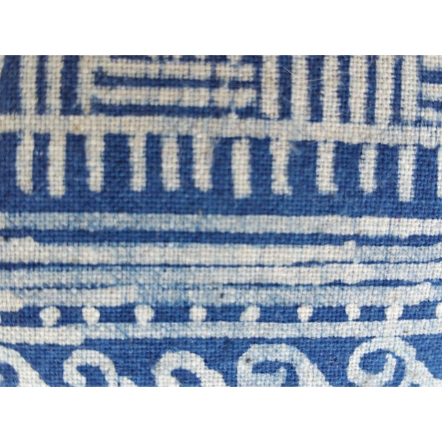 Hill Tribe Batik Pillows- A Pair - Image 3 of 5