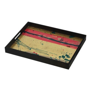Abstract Study Tray by Notre Monde For Sale