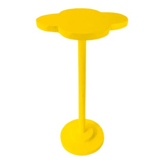 Atrium Accent Table in Yolk For Sale