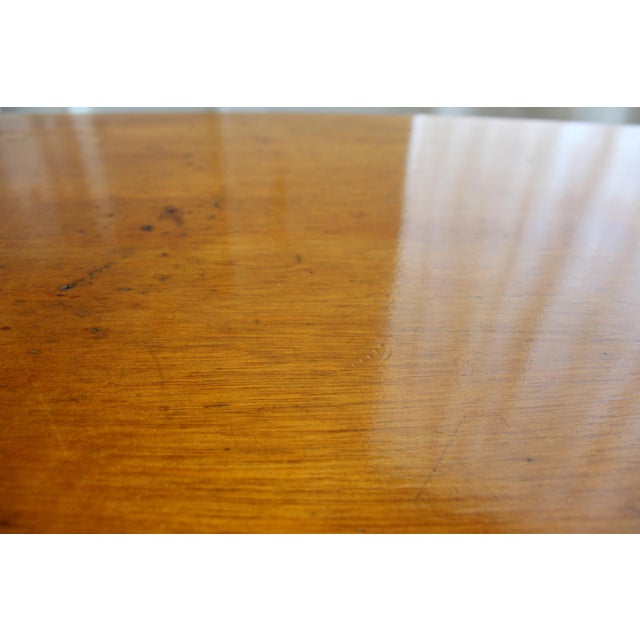Handbuilt Early Modernist Dining Table - Image 6 of 10