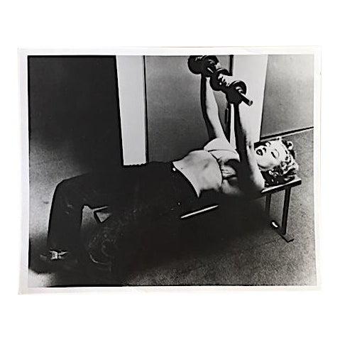Marilyn Monroe Silver Gelatin Photo Print For Sale