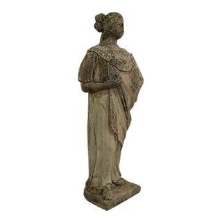Italian Stone Figure For Sale